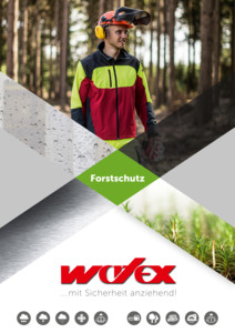 Watex<br/><strong>Forstschutz</strong><br/>2018/19 Katalog